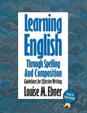 Learning English with the Bible: Spelling & Composition