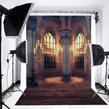 2.1*1.5M FONDALE STUDIO FOTOGRAFICO SFONDO Retrò SCENARIO Palazzo Candela
