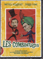 DVD ZONE 2 LES COMBINARDS MICHEL SERRAULT, DARRY COWL NEUF SCELLE