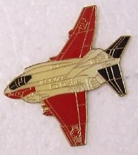 Hat Tie Tac Pin Airplane F-4S Phantom II of the VF-161 of the USS Midway  NEW