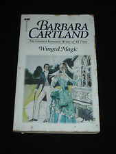 msm BARBARA CARTLAND ~ WINGED MAGIC