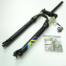 "NEW SR Suntour Epixon Epicon XC MTB Fork (29"" 100mm Remote Air Spring QR9 Black)"