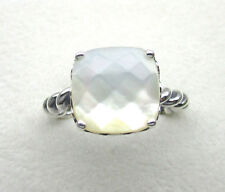 Authentic Pandora #190828MP-54 Sincerity Mother of Pearl Ring Size 7