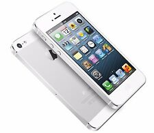 "Apple iPhone 5 16GB White & Silver ""Factory Unlocked\"" 4G LTE iOS Smartphone"