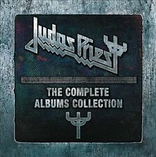 The Complete Albums Collection, Judas Priest, New Limited Edition, Box set
