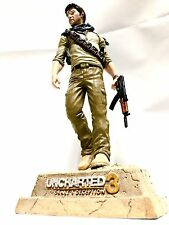 Uncharted 3 Drake's Deception PlayStation PS3 Collectors Edition •DRAKE STATUE•