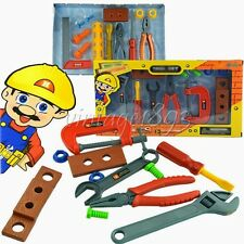 Home Repair Tool Kit Simulation Boy Kids Play House Educational Toy Gift  Sets