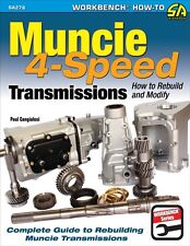 Rebuild Chevy Muncie 4 Speed Transmission Book, Repair or Modify M20, M21, M22