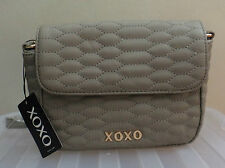 AUTHENTIC XOXO BODY BAG (GREY)