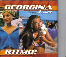 Georgina Verbaan-Ritmo cd single