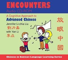 Chinese in Context Language Learning: Encounters Audio CD-ROM : A Cognitive...