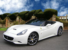 "Ferrari California 4.3 2dr Convertible, NOW REGISTERED AND ON A ""65"" LHD"