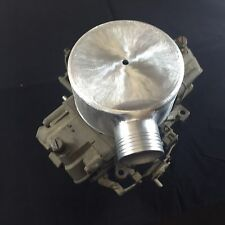 Blow Through Carb Throttle Body Turbo Bonnet Performance Big Power& Torque Nice