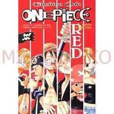 Manga - One Piece - Red - Star Comics