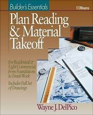 RSMeans Ser.: Plan Reading and Material Takeoff 31 by Wayne J. Del Pico...