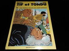 Sikorski / Lapière : Tif et Tondu 43 : Les vieilles dames aux cent maisons EO