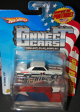 1965 Pontiac GTO Hot Wheels CONNECT CARS #26 of 50 w/ Case 1:64 Diecast New RARE