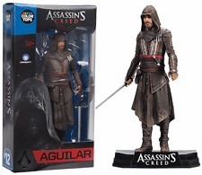 "Assassins Creed Movie Aguilar Tops Blue 7"" Figure McFarlane Toys PREORDER"