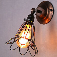 Industrial Vintage Edison Light Wall Sconce Retro Wall Lamp Pendant Lamp Fixture