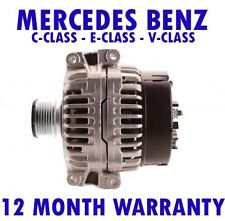 MERCEDES BENZ - C - E - V CLASS - 200 220 - 1997 1998 - 2002 RMFD ALTERNATOR