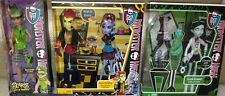 Lot of MONSTER HIGH DOLLS:Duece Gorgon Abbey Bominable Heath Burns Scarah Scream