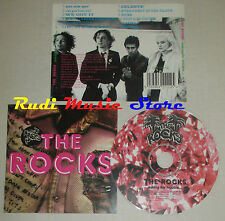 CD THE ROCKS Asking for trouble 2004 SCRATCHY RECORDS SR 11112 lp mc dvd