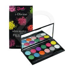 Sleek i-Divine Ultra Matte V1 Eyeshadow Palette