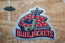 "Columbus Blue Jackets 4 3/4"" Patch 2000-2007 Primary Logo Hockey"