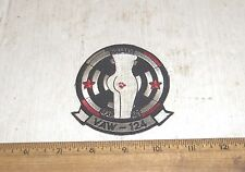 US Navy VAW - 124 Embroidered Patch