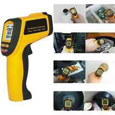 Non-contact IR Laser Temperature Gun Infrared Digital Thermometer Handheld Meter