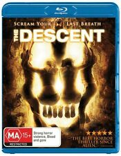 The Descent = NEW Blu-Ray Region B