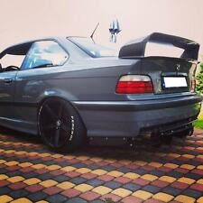 BMW e36 M3 Rear Diffuser CUSTOM MADE  CARBON FIBER GT DTM aluminum bumper