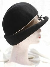 Vintage Mod Cloche Hat made in Italy Originals by Belaire Southern California