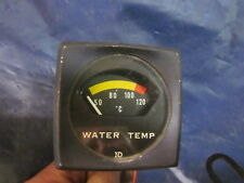 Vintage 1978 Ski Doo Elite Coolant Temperature Gauge Blizzard Everest
