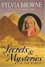 Secrets and Mysteries of the World by Sylvia Browne (Hardcover Book)