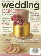 Wedding Cakes magazine Statement details Easy catering gluten free DIY cake