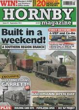 HORNBY MAGAZINE  ISSUE 51 SEPTEMBER 2011  4-VEP AND CO-BO   LS