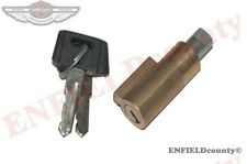STEERING LOCK ASSEMBLY + 2 KEYS YAMAHA RD350 RD250 MOTORCYCLE @UK