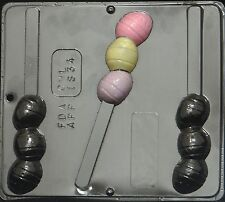 Egg Petzel Chocolate Candy Mold Easter  1834 NEW