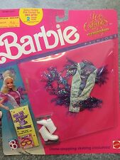 Vintage Barbie Fashions Ice Capades 4081 From 1989 Mattel New In Package
