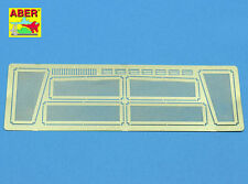 ABER 1/35 PE PHOTO-ETCHED UPPER MESH SCHURZEN SET for Pz.Kpfw.IV Ausf.J