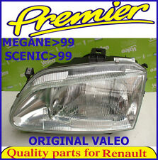 NEW ORIGINAL MEGANE & SCENIC HEADLAMP UNIT LH 96- 99 VALEO ORIGINAL 085796