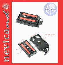 Quick Release Plate Piastra a sgancio rapido x Flycam 3000 5000 Nano Steadycam