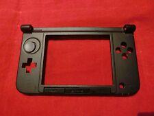 Nintendo 3DS XL Gehäuse Unterteil mit Schiebepad und Tasten (schwarz oder weiß)