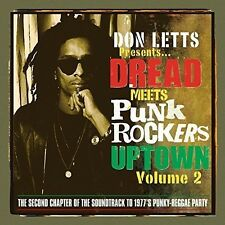 Don Letts: Dread Meets Punk Rockers Downtown (2015, CD NIEUW)2 DISC SET