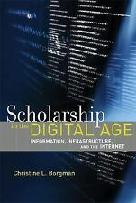 Scholarship in the Digital Age: Information, Infrastructure, and the I-ExLibrary