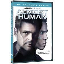 Almost Human DVD THE COMPLETE SERIES  558 MINUTES