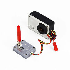 FPV 5.8G 25-600mW Sender 48CH Audio/Video Transmitter for FPV RC SMA Connector