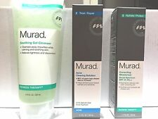 Murad Acne Kit For Sensitive Skin Brand New Sealed On Sale!!!! (60 days apply)