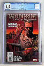Wolverine 66 NM+ 9.6 CGC McNiven Variant 1st Old Man Logan Marvel  Comics 2008